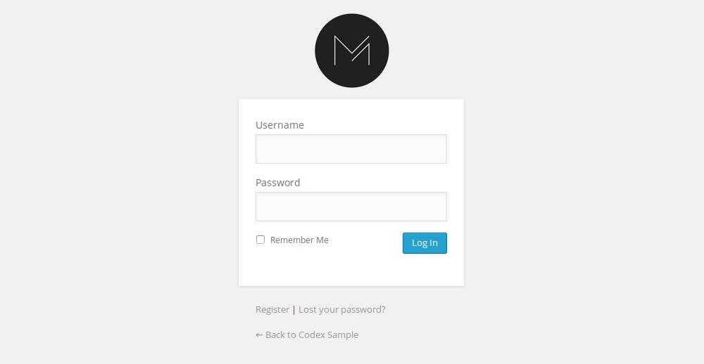 Урок WP: Как отобразить лого ваших клиентов на странице входа wordpress