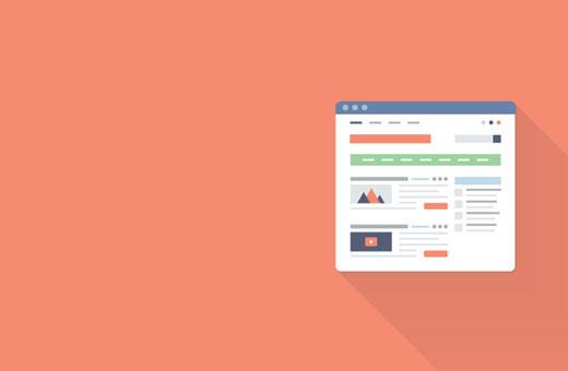 WordPress: Как добавить область виджетов в тему